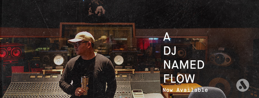 A DJ NAMED FLOW BANNER